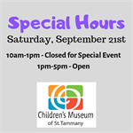Special Museum Hours