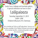 Lollipalooza - Members Only Event