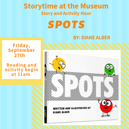 Storytime at the Museum & Activity Hour
