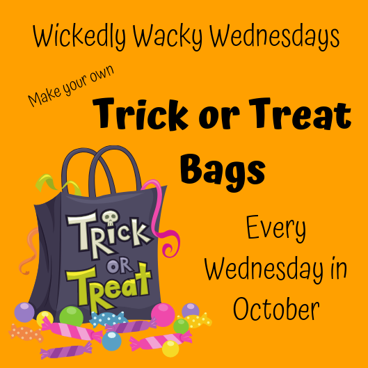 Wickedly Wacky Wednesdays in October