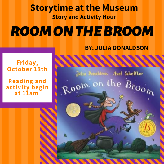 Storytime at the Museum and Activity Hour