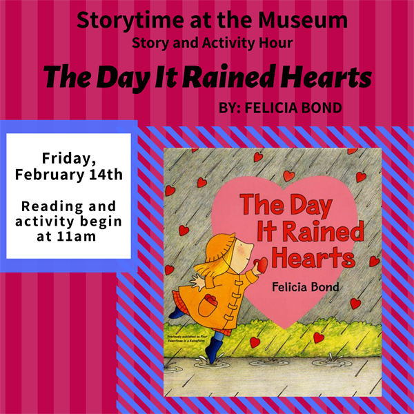 Friday Friends - Storytime and Activity