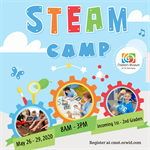 STEAM Camp at the Children's Museum