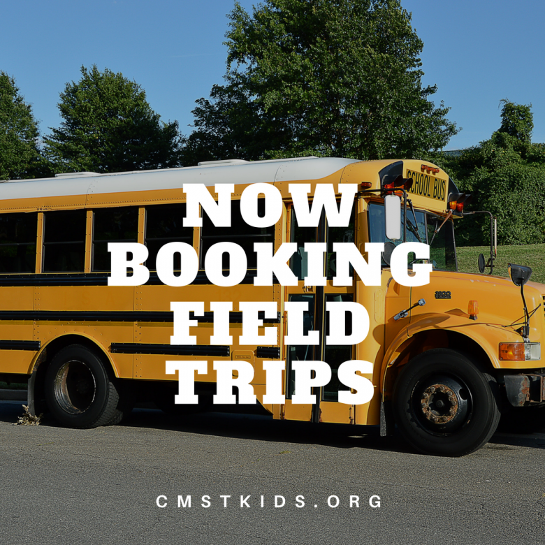 Now Booking Field Trips!